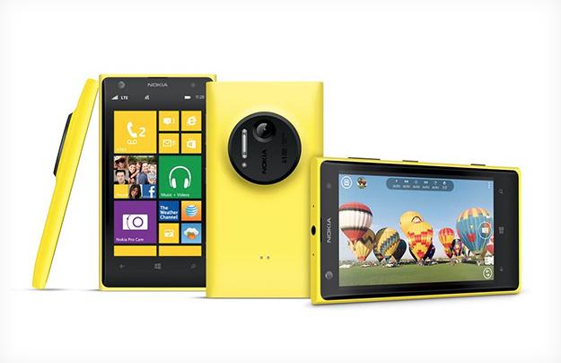 Nokia s Lumia 1020