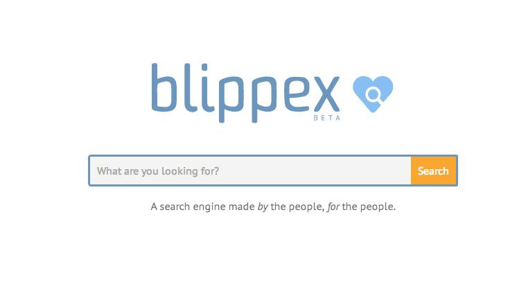blippex-homepage