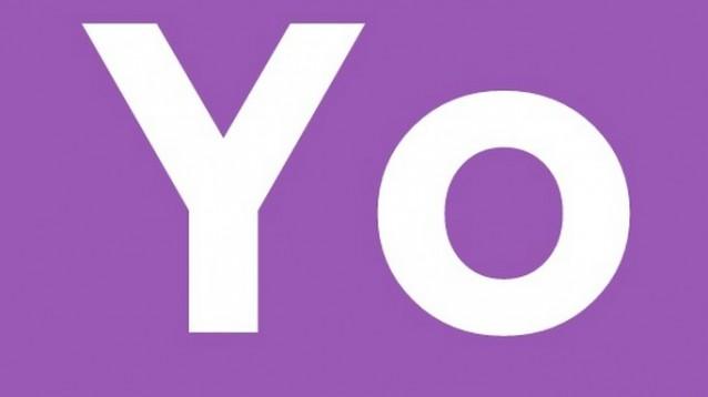 두글자 'Yo'만 보내주는 앱, 백만불 펀딩 성공