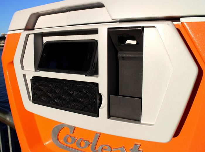Coolest Cooler, 킥스타터 사상 최고 금액 펀딩