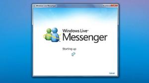 RIP, MSN(윈도 라이브) 메신저. 중국에서도 서비스 종료