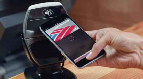 애플 페이의 성장: 90% 신용카드 커버