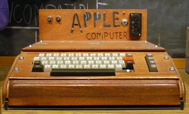 애플 1 컴퓨터, 내일(10/22) 경매 예정