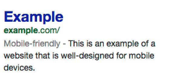 """구글, 검색 결과에 """"mobile-friendly"""" 레이블 지원"""