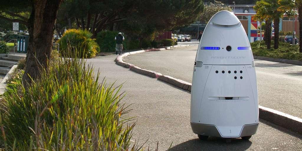 마이크로소프트, 자사 캠퍼스에 로봇 경비원 배치