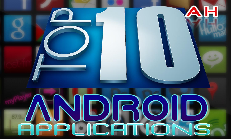 2014년 Must Have 안드로이드 앱들